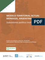 Subsistema Politico Institucional
