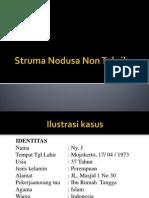 Struma Nodusa Non Toksik