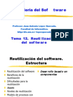 modelo de reutilizacion de software