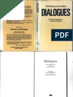 Gilles Deleuze Dialogues With Claire Parnet