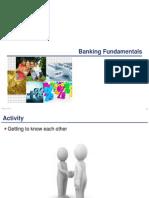 Banking Fundamentals