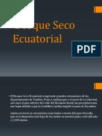 Bosque Seco Ecuatorial