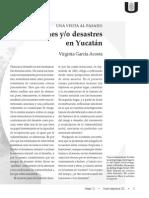 Huracanes y desastres en Yucatán-García Acosta