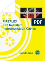 Fire Resistant BS5308 Cables