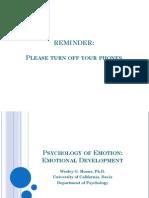 Lecture+5+ +Emotional+Development