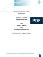 curso completo diseño de bases de datos