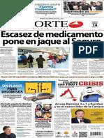 Periódico Norte edición impresa día 14 de enero 2014