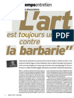 France Theatre Politque Ariane Mnouchkine