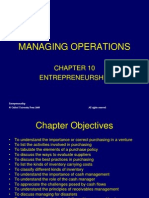 Chapter 10_Managing Operations