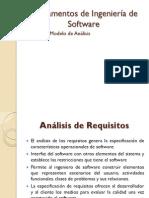 IngSW U3 Modelo Analisis