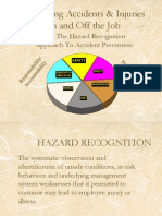Hazards and Recognition