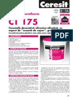 CT 175 Fisa Tehnica