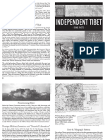 Independence of TIbet