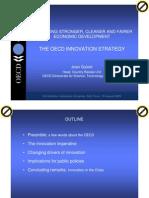 Apresentação de Jean Guinet no 3º Congresso de Inovação