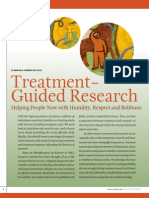 Treatment Guided Research