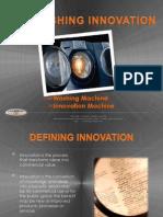 Apresentação de Nancy Tennant no 3º Congresso de Inovação