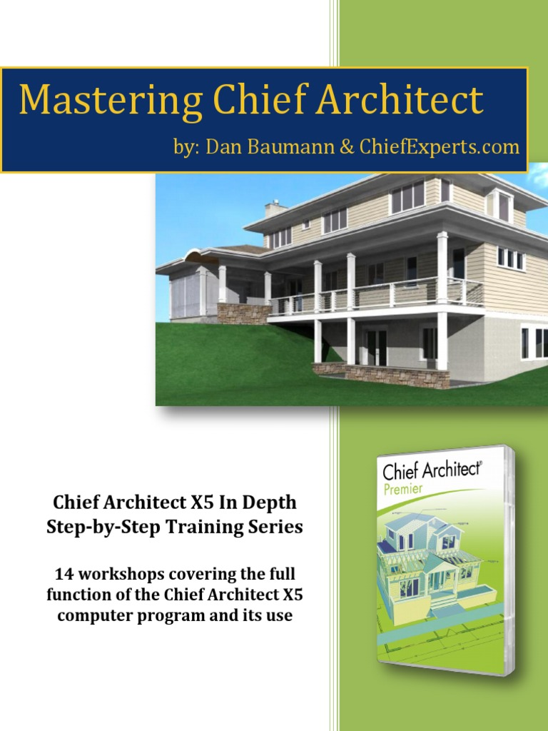 Chief Architect X5 Online Store