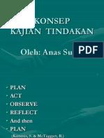 KONSEP KAJIAN TINDAKAN 2
