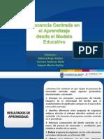 Docencia basado en el aprendizaje.modelo educ 2014-01-10).ppt