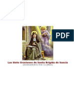 Libro de Las Siete Oraciones de Santa Brigida