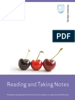 [Gln.edu.Vn]Reading and Taking Notes the Open University