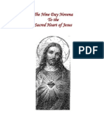 BOOK the Nine Days Novena to the Sacred Heart of Jesus