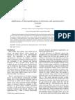 Applications of chalcogenide glasses