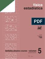 Rftw Berkeley Physics Course Vol 5. Fisica Estadistica