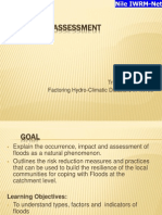 Module 5 Flood Risk Assessment