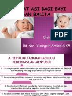 ASI Ekslusif Presentasi