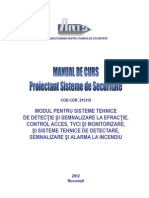 Manual Proiectant