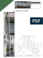 Balkone Und Galerien 1