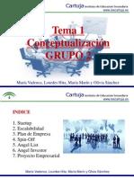 2º AF A. Conceptualización