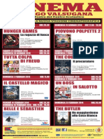Borgo Cinema Gennaio Febbraio