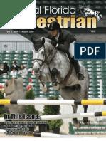 Central Florida Equestrian Magazine:Aug 09
