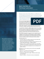 Bmc Control m Workload Automation