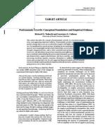 PTG Conceptual Foundtns