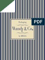 Wandy & Co. Catalog Christmas 2013