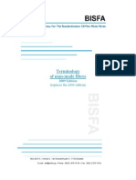 BISFA Terminology2009 (Final Version)