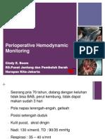 Hemodinamik Periop CB2013