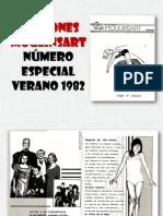 Ediciones Moulinsart Verano 1982