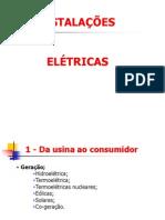 INSTALAÇÕES ELÉTRICAS 2008 2