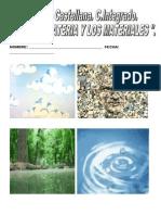 Materia y Materiales.