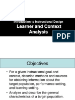 Dick & Carey's Model_Learning Styles