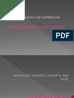Pengurusan Asas Gerko