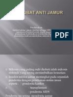 Obat Obat Anti Jamur