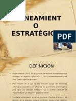 Plan Estrategico Metodologia