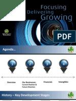 Investor Presentation July2013