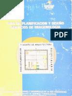 Guía de Planificación y Diseño Imagenología
