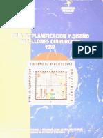 Guía de Planificación y Diseño Pabellones